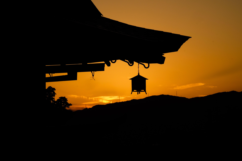 Japan: Het uitzicht vanaf de top van Fushimi Inari-Taisha