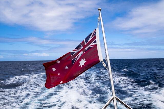 Australie: australische vlag-1