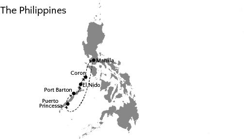 filipijnen map nieuw